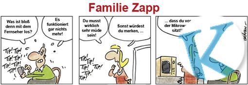Familie Zapp