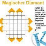 Magischer Diamant